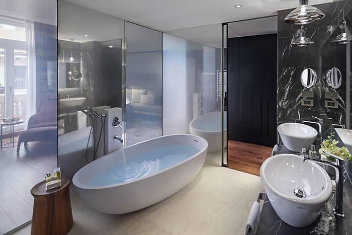 5 Star Luxury Junior Suite Mandarin Oriental Hotel Milan