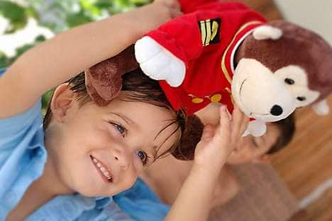 Mandarin Oriental, Miami's MoMo monkey mascot