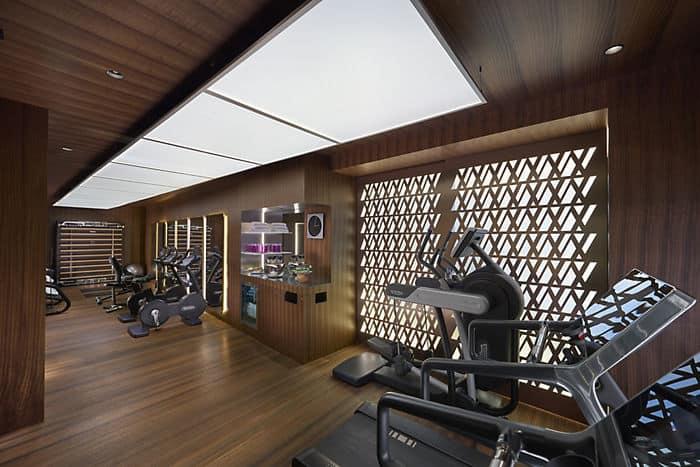 Luxury fitness centre munich mandarin oriental