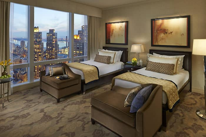 city view hotel rooms in new york city mandarin oriental new york