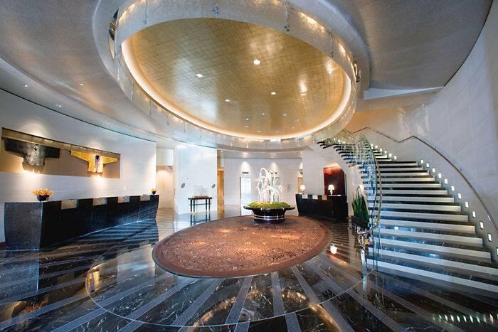 New York 5 Star Hotel Sky Lobby 2detailbannerheight