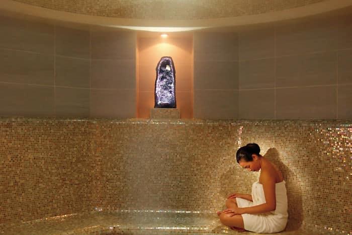 Baño De Vapor | Spa En Nueva York Hotel Mandarin Oriental De Nueva York