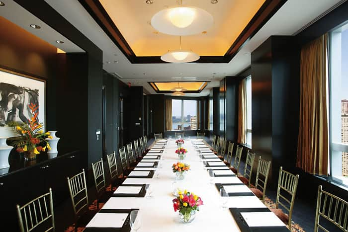 business hotel new york for meetings