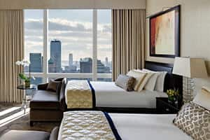 Skyline View Room - Twin