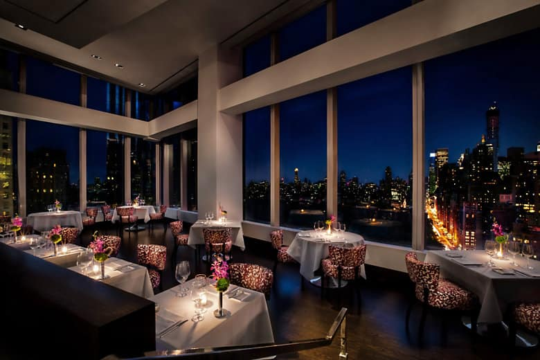 New York City Restaurant | Asiate | Mandarin Oriental, New ...