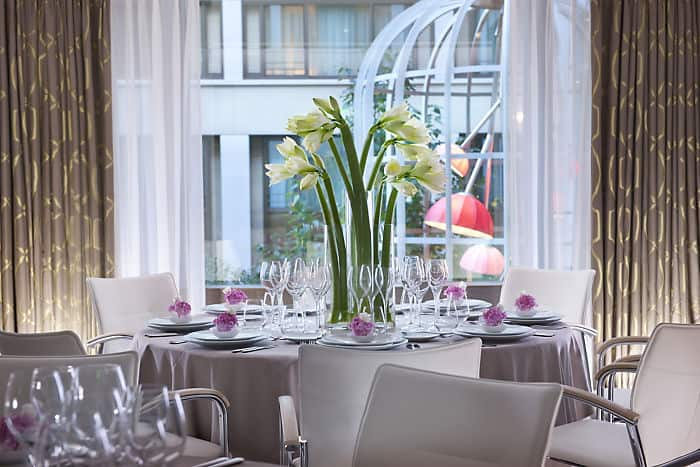 Mandarin Oriental, Paris' luxurious hotel event venues are a stylish and elegant choice for any occasion.