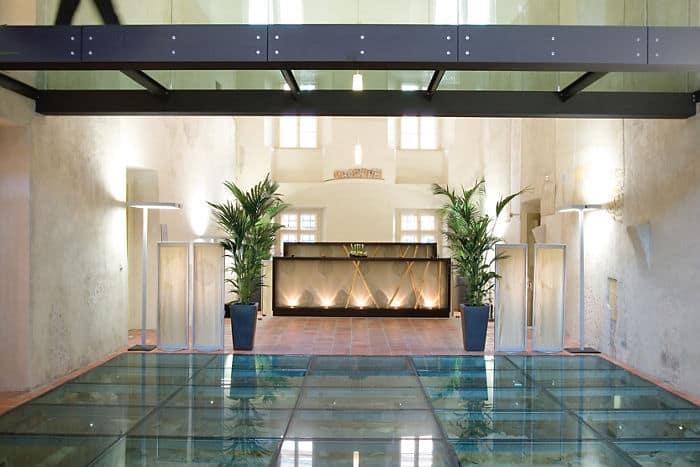 Prague spa mandarin oriental hotel prague for Best spa in prague
