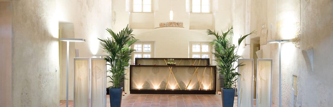 Mandarin Oriental, Prague has a top-rated luxury spa that allows guests to relax and unwind.