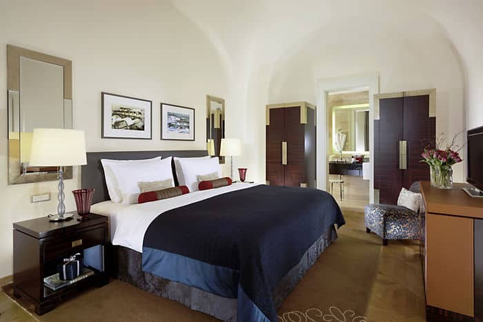 Deluxe Suite Bedroom