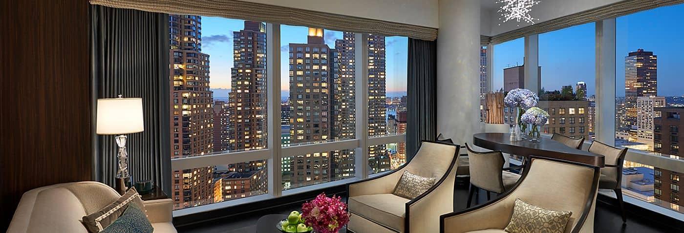 New York Mandarin Oriental Hotel Residences