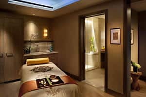Spa Single treatment room