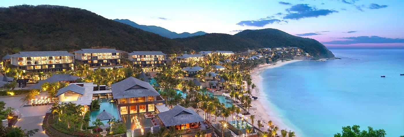 Sanya Hotels On The Beach