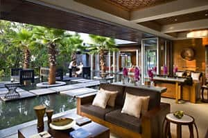 Mandarin Oriental, Sanya is an exclusive retreat on Hainan Island boasting a world class spa.
