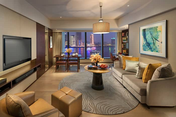 Two Bedroom Apartment Luxury Apartments By Mandarin