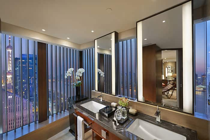 Two Bedroom Apartment Luxury Apartments By Mandarin Oriental Shanghai