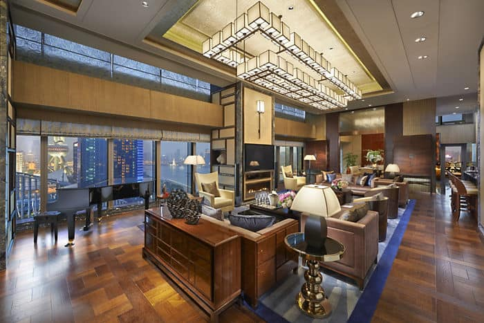 Shanghai Accommodation Presidential Suite Mandarin