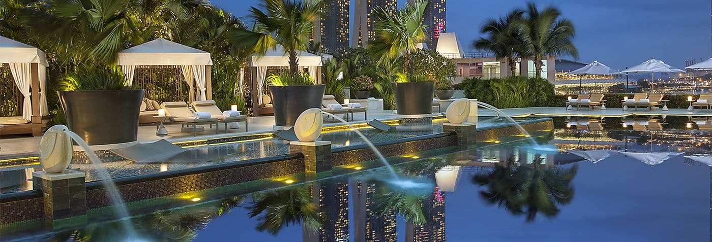 Hotels Singapore  Sterne