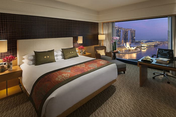 Singapore Accommodation Mandarin Oriental Singapore