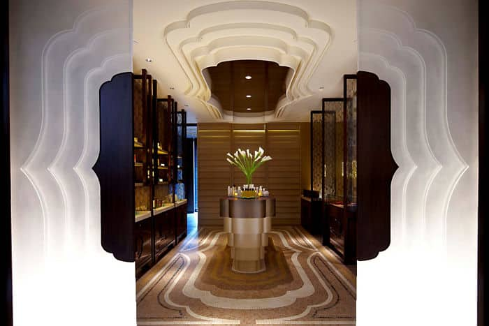 Best spa in singapore mandarin oriental singapore for Salon oriental