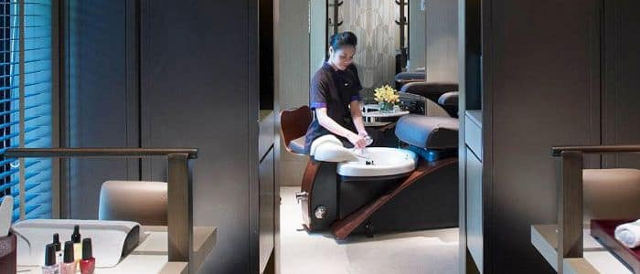 Spa Manicure Room