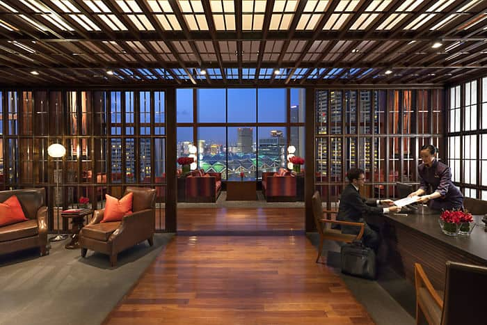 The Oriental Club Mandarin Oriental Hotel Singapore