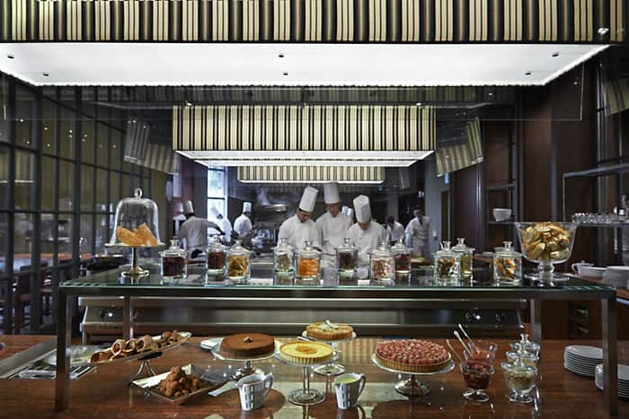 Italian Restaurant Taipei | Bencotto | Mandarin Oriental ...