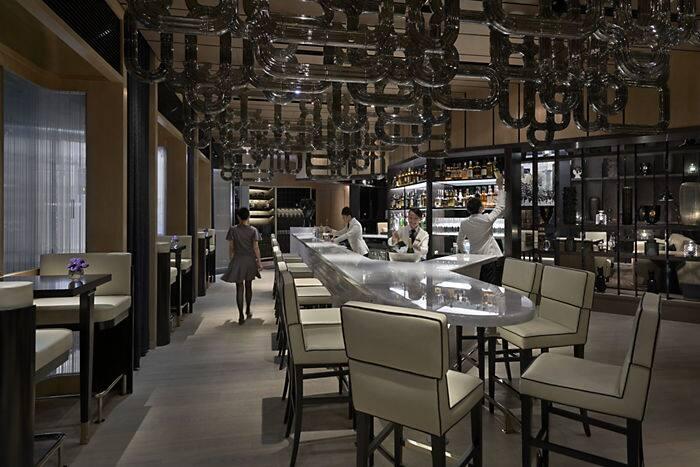 Best Bar in Taipei | MO Bar | Mandarin Oriental, Taipei