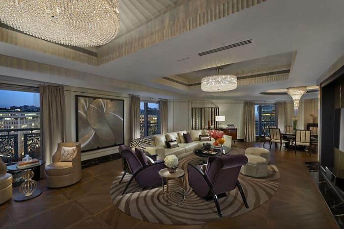 City Suites Taipei Mandarin Suite Mandarin Oriental