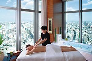 Tokyo luxury spa mandarin oriental hotel tokyo for Salon oriental