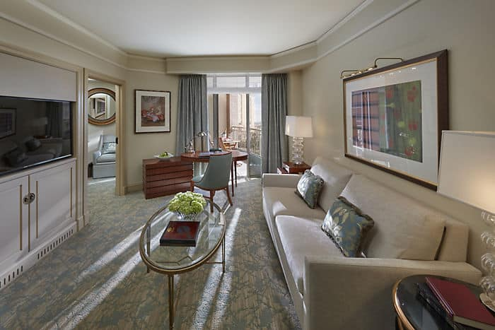 Executive water view suite mandarin oriental hotel washington for 2 bedroom suite hotels washington dc