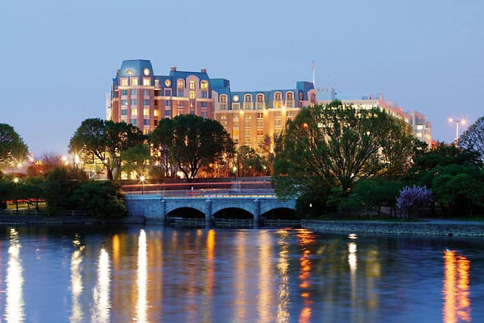 Star Hotels In Georgetown Dc