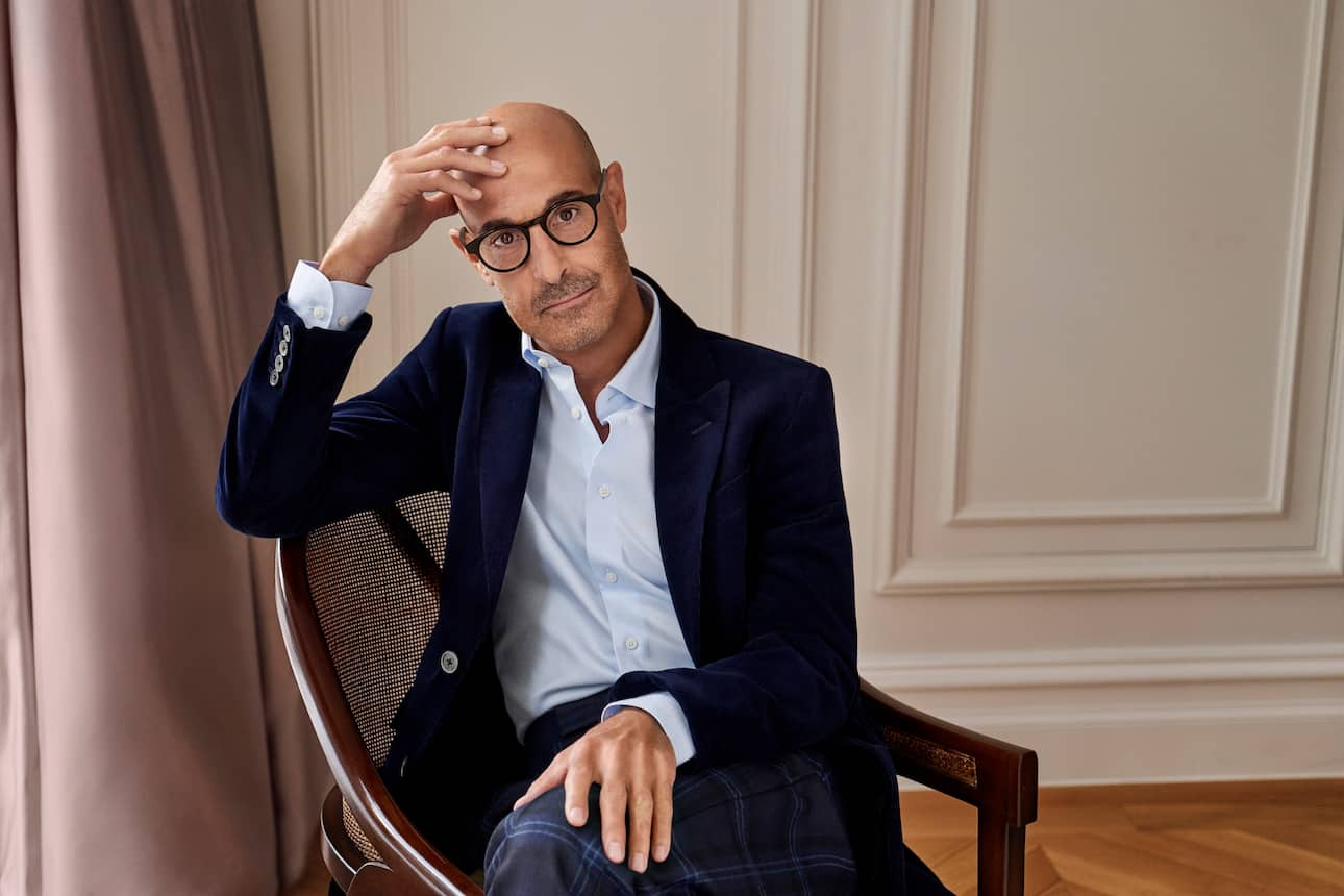 A moment with... Stanley Tucci