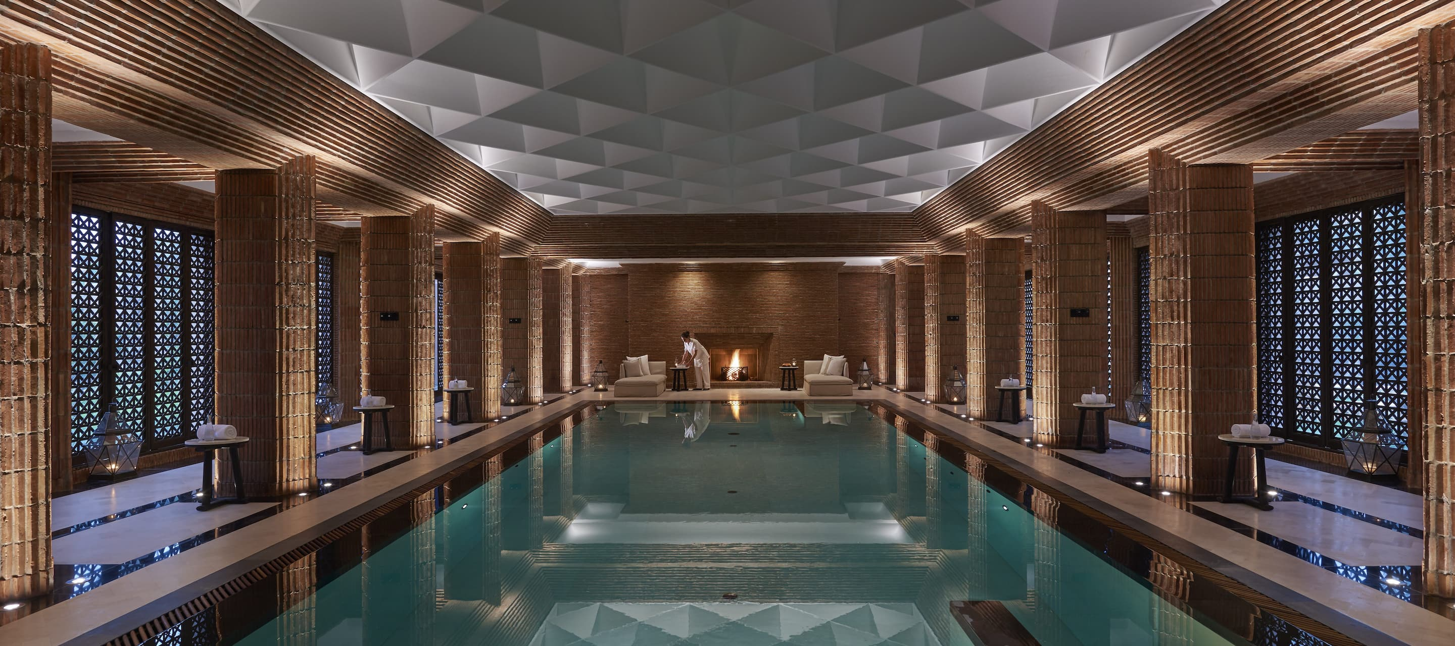 Destination Mo Six Of The Best Spas With Serious Design Cred