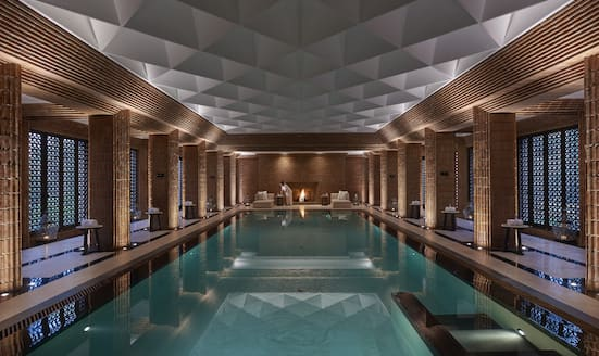 The Spa at Mandarin Oriental, Marrakech