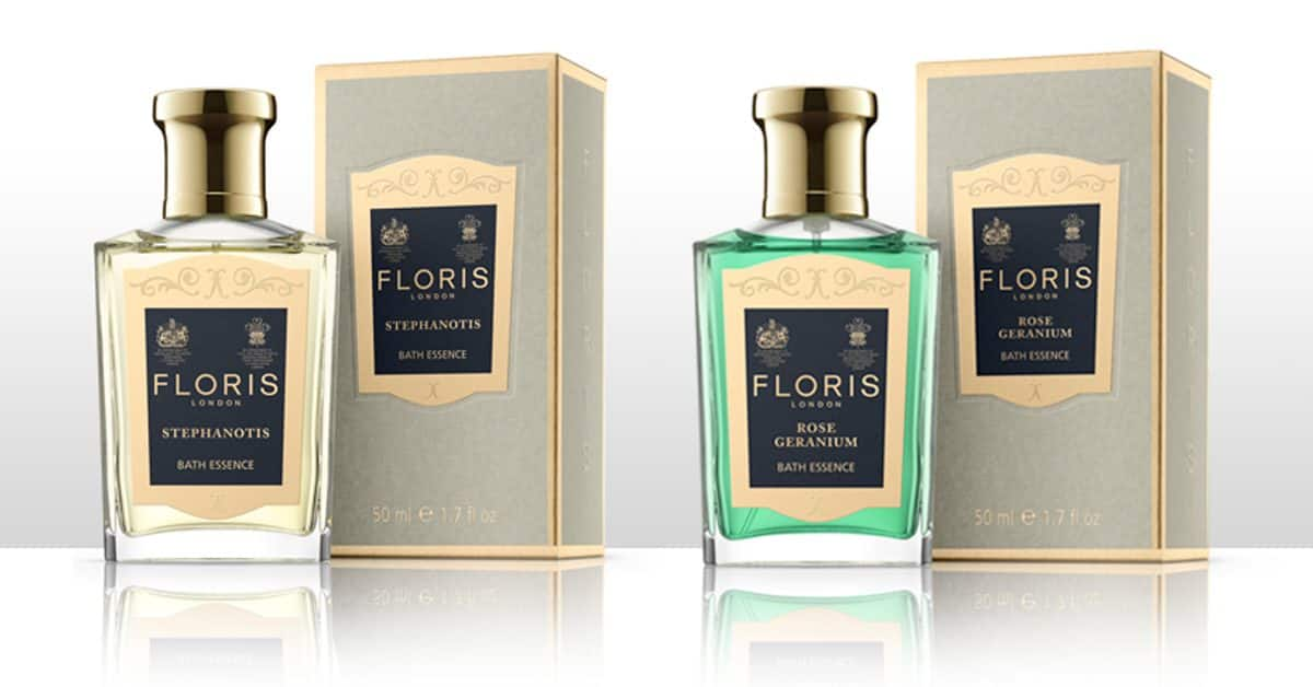 Original Floris Bath Essences