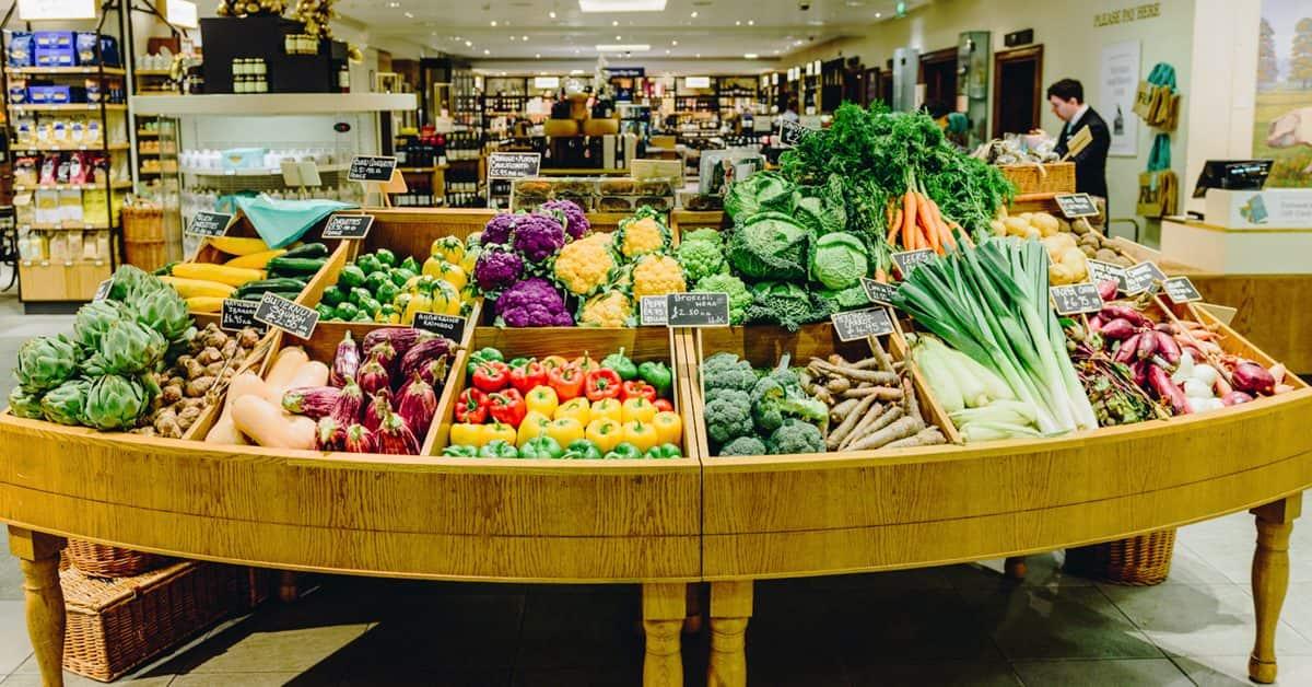 Fortnum & Mason Food Hall