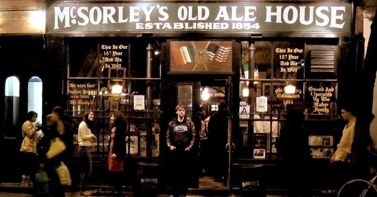 McSorelys Irish Tavern