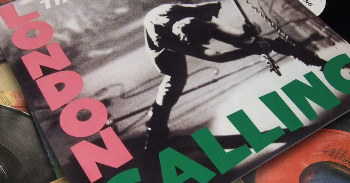 The Clash 'London Calling'