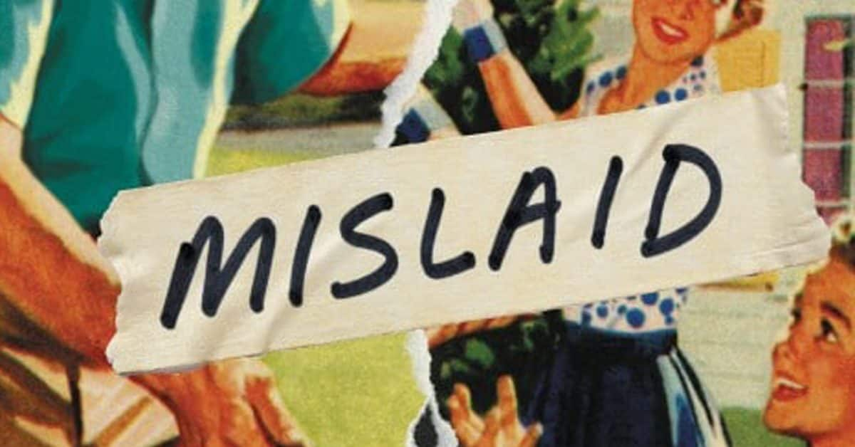Mislaid, by Nell Zinc