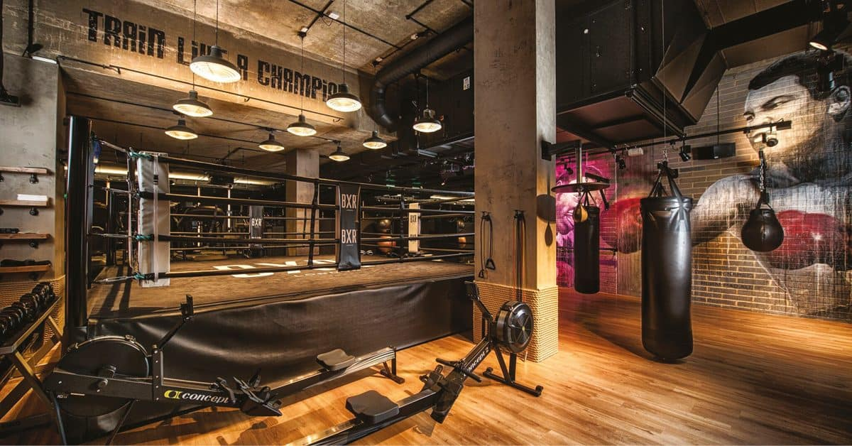 BXR Gym in London