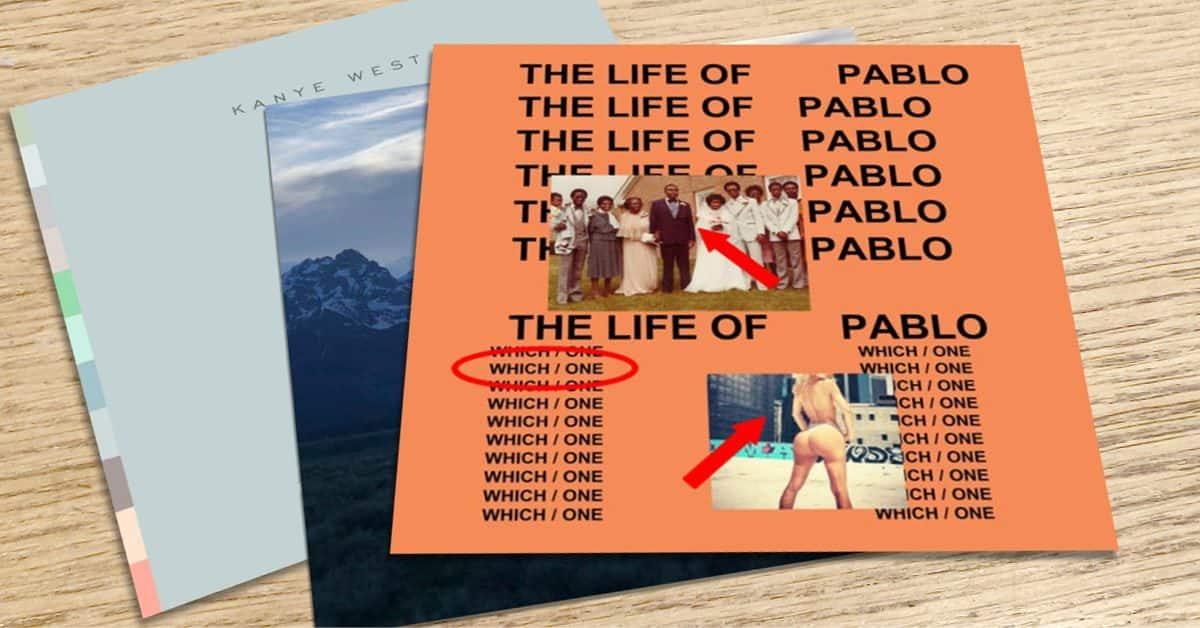 Kanye West's Album: The Life of Pablo