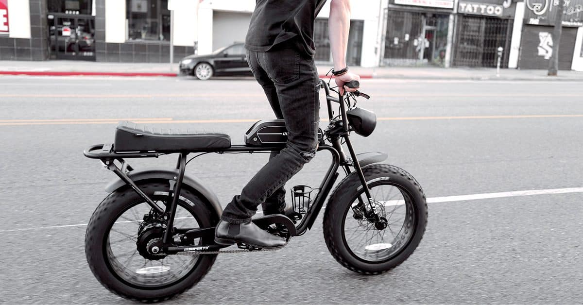 Super 73 Electric Motorbike