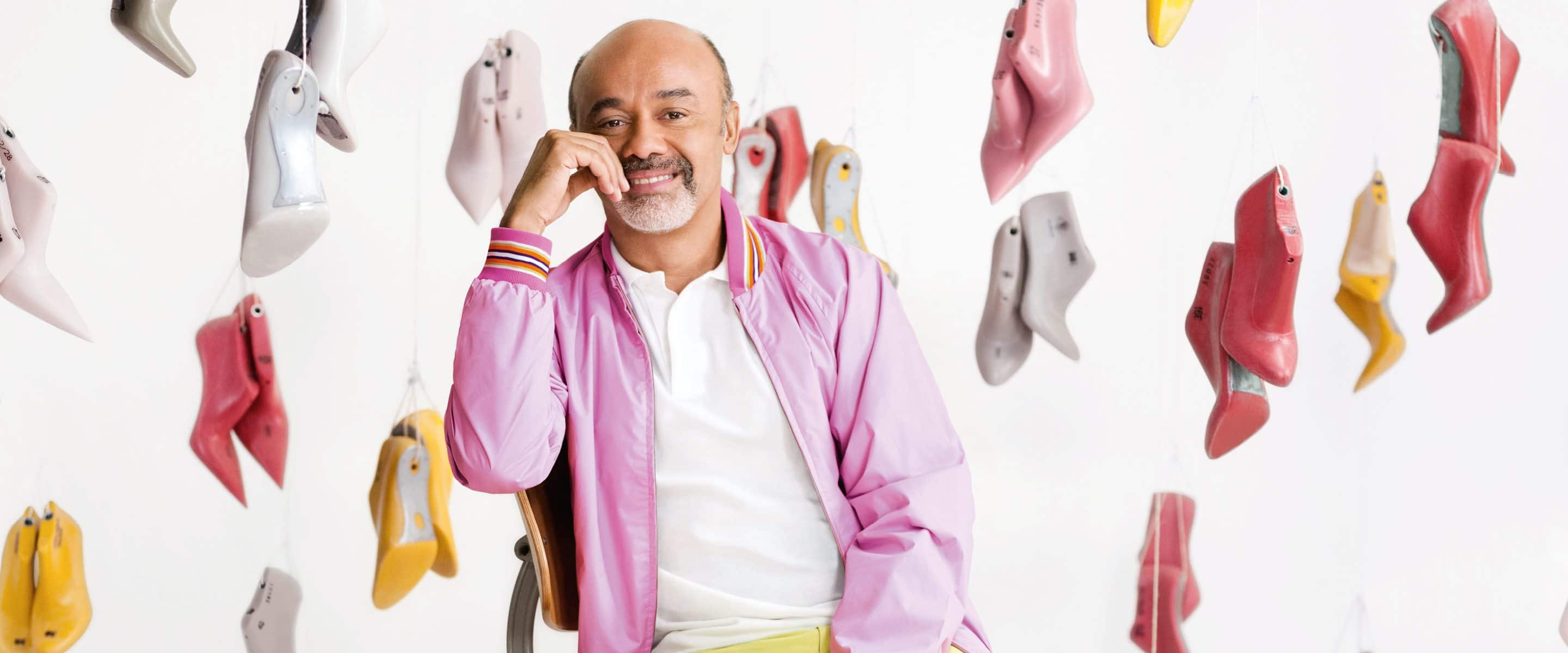 1693b789d47b A moment with… Christian Louboutin