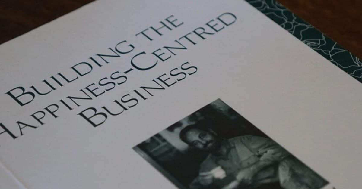 Building the Happiness-Centred Business by Dr Paddi Lund