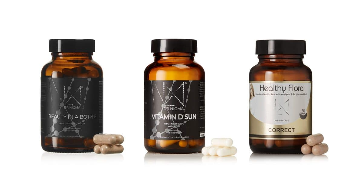Dr. Nigma's supplements