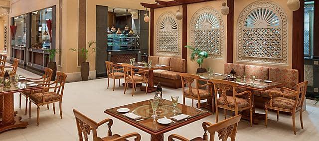 Mezlai Mandarin Oriental, Emirates Palace, Abu Dhabi