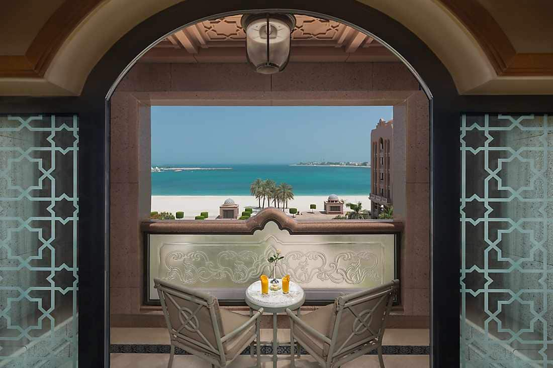 diamond room balcony