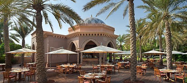 Cascades, Mandarin Oriental, Emirates Palace, Abu Dhabi