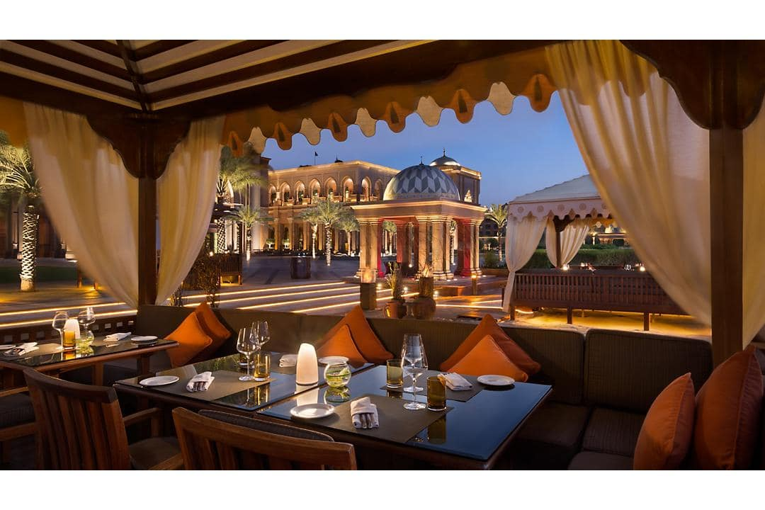 Emirates Palace Abu Dhabi Restaurants