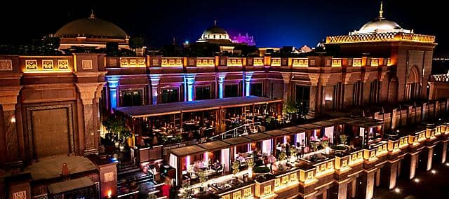 Hakkasan, Mandarin Oriental, Emirates Palace, Abu Dhabi